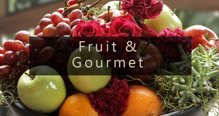 Shop Fruit and Gourmet Baskets