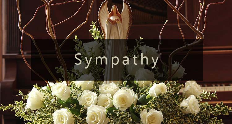 Shop Sympathy Arrangements